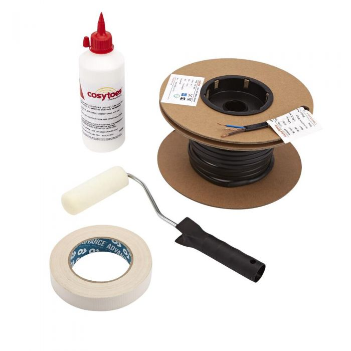Cosytoes - Loose Cable 68m (3.75 - 6.25m2 750W)