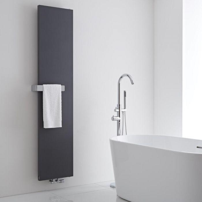 Milano - Wall Mounted Towel Rail - 320mm x 60mm
