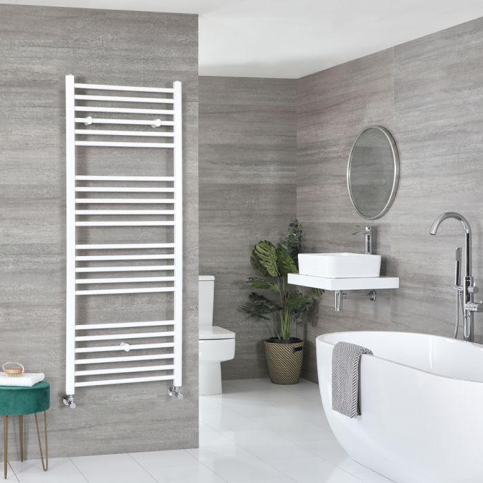 Milano Ive - Flat White Heated Towel Rail 1600mm x 500mm