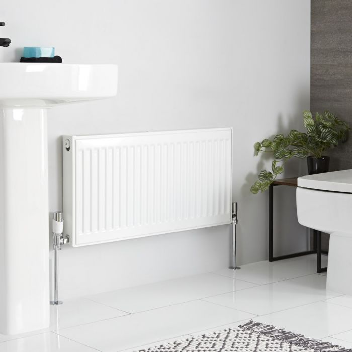 Milano Compact - Type 11 Single Panel Radiator - 400mm x 800mm
