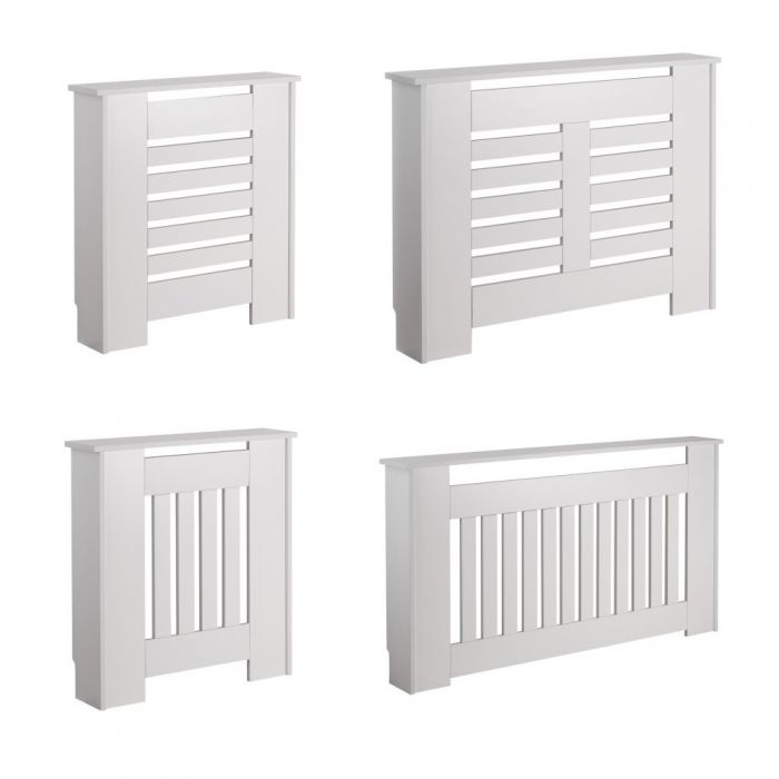 Milano Ealing & Elstree Radiator Cabinets Various Sizes