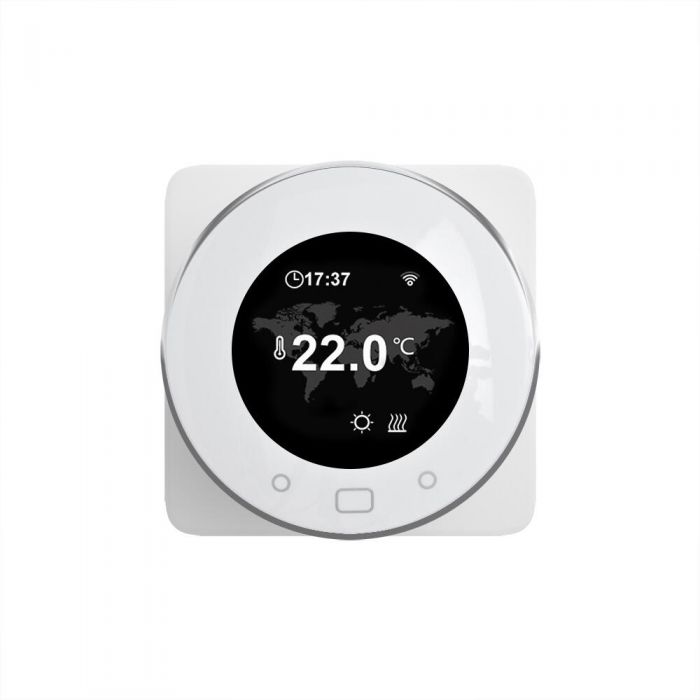Milano Connect - Wi-Fi Thermostat for Electric Heating