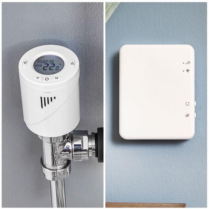 Milano Connect - Smart Radiator Thermostat Starter Kit