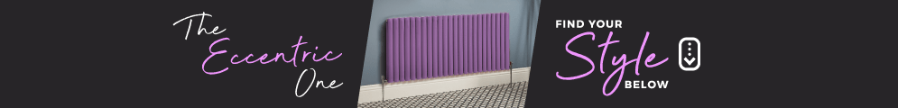 Coloured radiators - The Dependable one