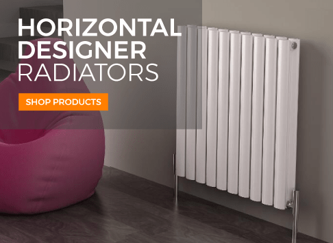 horizontal designer radiators