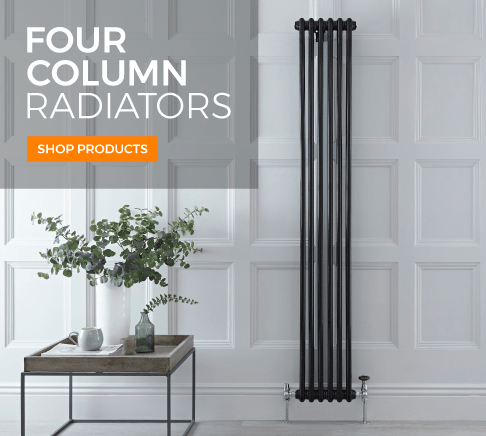 four column radiators
