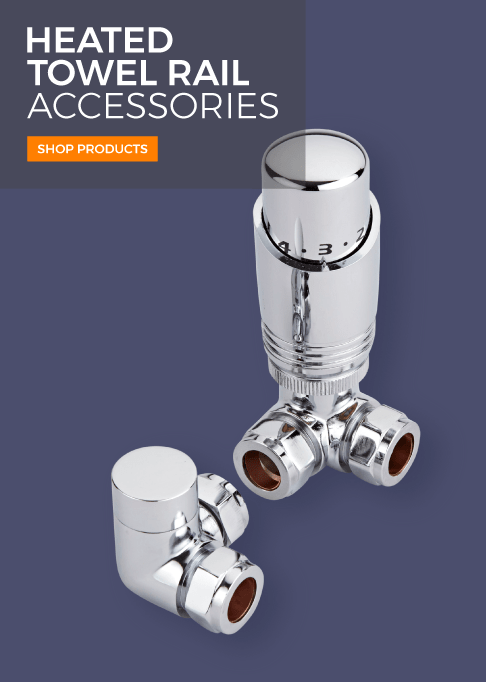 heated towel rail accessories
